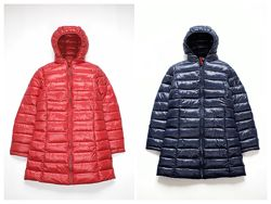 Куртка парка пальто для девочки Mixture Италия демисезонное