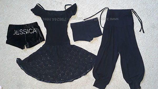Одежда для тренировок на 4-6 лет