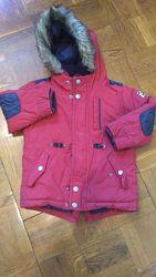 Куртка парка next 2-3 года, 98 см