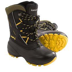 Сапоги с валенком Kamik Topdog Pac Boots Waterproof