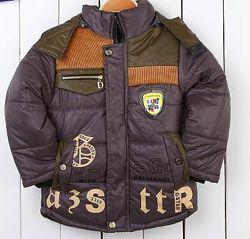 Куртка для мальчика на веcну, осень