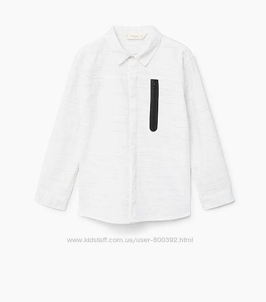 Рубашка Манго для мальчика