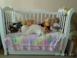 Дитяче ліжечко Верес готове зустріти Ваше сонечко