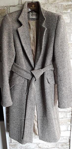 пальто полушерсть на утеплителе Natiso