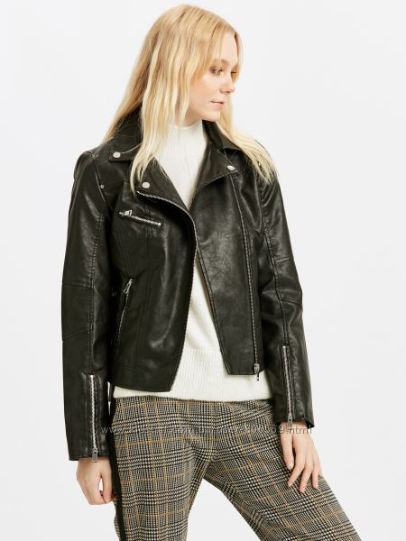 Куртка косуха женская новая Турция XS S M L XL XXL 42 46 50 52 54