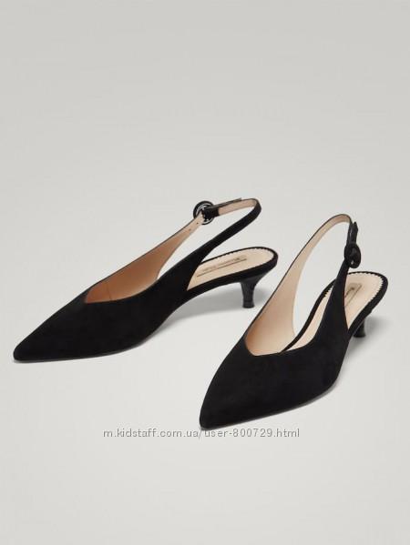 Шикарные туфли Massimo Dutti