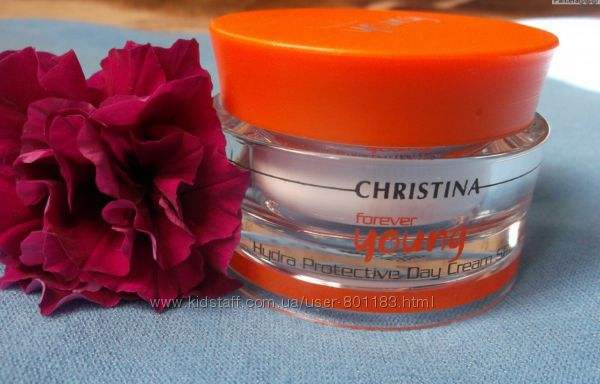 Forever Young Hydra Protective Day Cream SPF-25