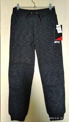 Детские спортивные штаны STX, утеплённые, на 8-10 лет