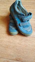 Кроссовки кожаные DD STEP.