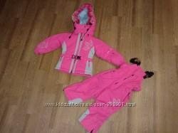 Финский зимний комбинезон куртка штаны Arista водонепроницаемый 92-98