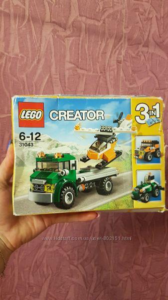 Конструктор Lego Creator оригинал 6-12лет
