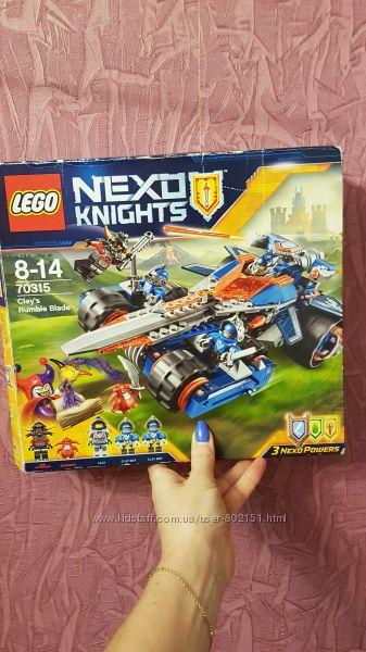 Конструктор Lego Nexo Knights 70315 8-14лет