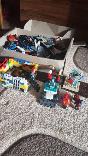 Конструктор Lego оригинал сбор