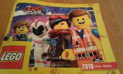 Журнал каталог  Lego 2018, 2019