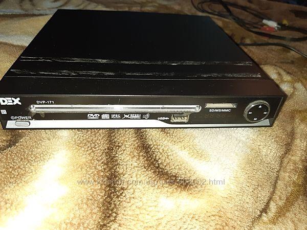 DVD DEX проигриватель