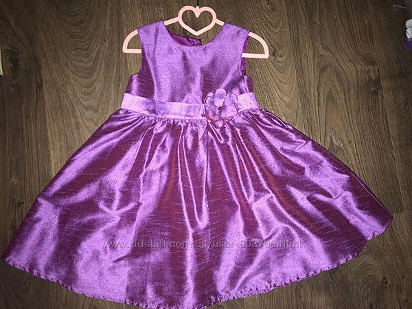 Платье Mothercare на 5-6 лет