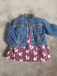 Курточку джинсова