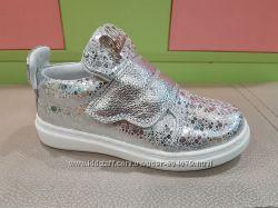 Кожаные туфли Panda 032-422-Р