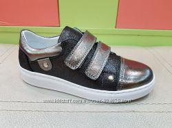 Кожаные туфли, слипоны K. Pafi 175-7
