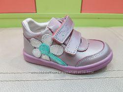 Кожаные ботиночки Ponte20 DA03-1-357