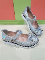 Кожаные туфли Panda 611-2