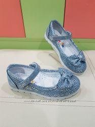Кожаные туфли Panda 628