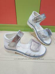 Кожаные сандали Santegros B51-4
