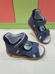 Кожаные сандали K. Ppafi 80-0056