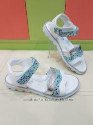 Кожаные сандали Adel 40