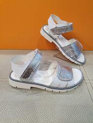 Кожаные сандали Santegros 30-35р B5-9