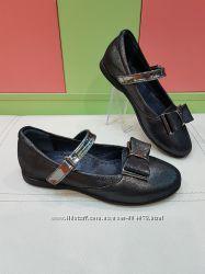 Школьные кожаные туфли k. pafi 1753