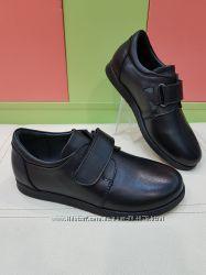 Школьные кожаные туфли K. Pafi 5027