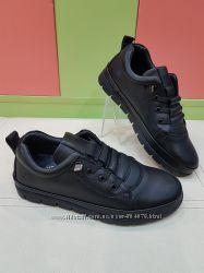 Кожаные туфли Polipeys P-347