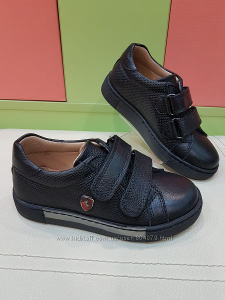 Кожаные туфли Polipeys 72-03