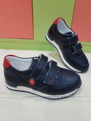 Кожаные туфли Polipeys 300-01