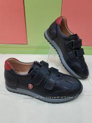 Кожаные туфли Polipeys 305-03
