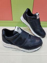 Кожаные кроссовки Santegros Л-601