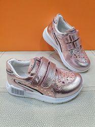 Кожаные кроссовки K. Pafi 26-30р 3000-11