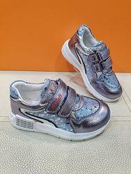 Кожаные кроссовки K. Pafi 26-30р 3000-12