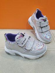 Кожаные кросовки K. Pafi 26-30р 990-52