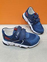 Кожаные кроссовки K. Pafi 26-30р 3002