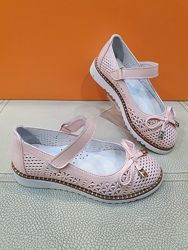 Кожаные туфли K. Pafi 26-30р 552