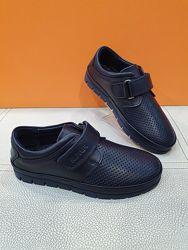Кожаные туфли K. Pafi 31-36р 120-1