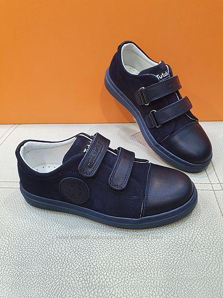 Кожаные туфли Tutubi 31-36р 148-08