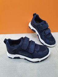 Кожаные кроссовки K. Pafi 31-36р 502