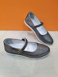 Кожаные туфли K. Pafi 31-36р 165