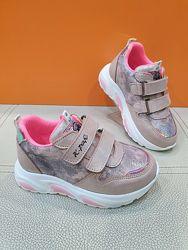 Кожаные кросовки K. Pafi 26-30р 20-990