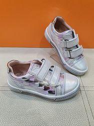 Кожаные кроссовки K. Pafi 26-30р 19-500