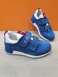 Кожаные кроссовки K. Pafi 26-30р 101-06