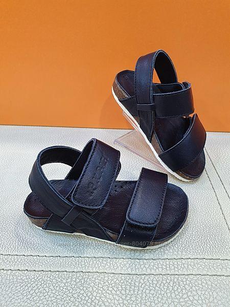 Кожаные сандали K. Pafi 21-25р D-18